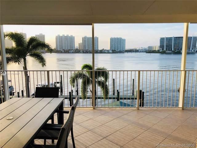 17800 N Bay Rd #301, Sunny Isles Beach, FL 33160 (#A10798597) :: Dalton Wade