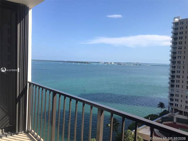 520 Brickell Key Dr A1407, Miami, FL 33131 (MLS #A10798732) :: Berkshire Hathaway HomeServices EWM Realty