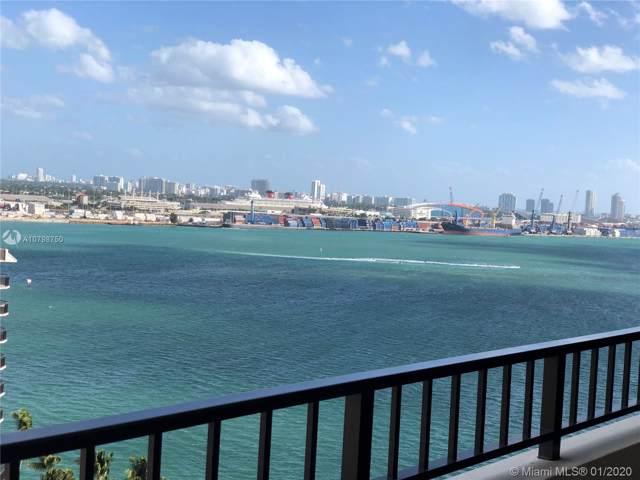 520 Brickell Key Dr A1702, Miami, FL 33131 (MLS #A10798750) :: Berkshire Hathaway HomeServices EWM Realty