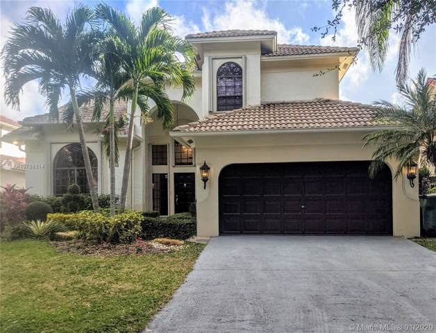 11568 Waterford Ct, Cooper City, FL 33026 (MLS #A10798814) :: Laurie Finkelstein Reader Team