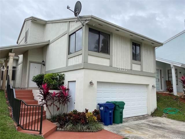 21727 SW 99th Ct, Cutler Bay, FL 33190 (MLS #A10798839) :: Green Realty Properties