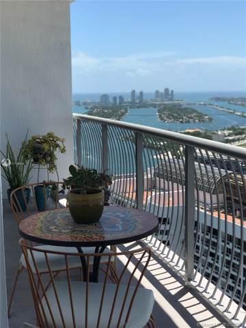 1750 N Bayshore Dr #4910, Miami, FL 33132 (MLS #A10798855) :: Laurie Finkelstein Reader Team