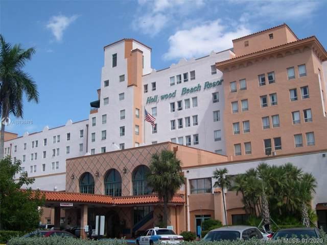 101 N Ocean Dr #330, Hollywood, FL 33019 (MLS #A10798875) :: The Paiz Group