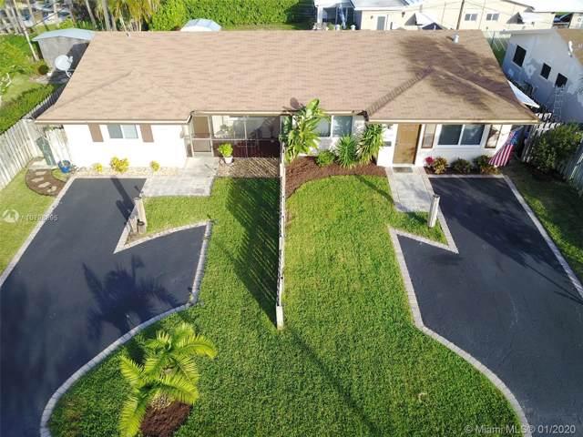 4530 NE 16th Ave, Oakland Park, FL 33334 (MLS #A10798895) :: Castelli Real Estate Services