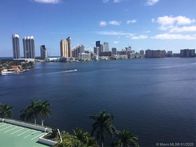 3600 Mystic Pointe Dr #1215, Aventura, FL 33180 (MLS #A10798936) :: Berkshire Hathaway HomeServices EWM Realty