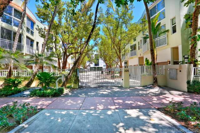 325 Meridian #8, Miami Beach, FL 33139 (MLS #A10798955) :: Grove Properties