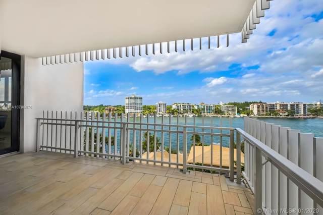 3 Grove Isle Dr C709, Miami, FL 33133 (MLS #A10798975) :: Berkshire Hathaway HomeServices EWM Realty