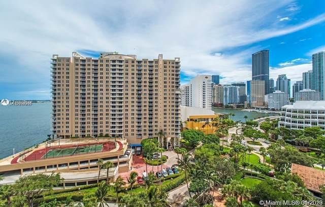 520 Brickell Key Dr A1203, Miami, FL 33131 (MLS #A10798988) :: Berkshire Hathaway HomeServices EWM Realty