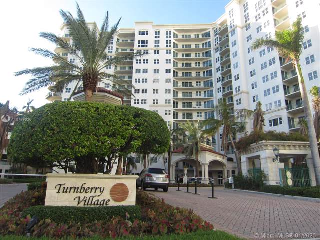 20000 E Country Club Dr #411, Aventura, FL 33180 (MLS #A10799036) :: Castelli Real Estate Services