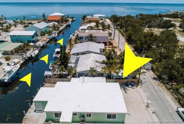 574 99th Street Ocean, Marathon, FL 33050 (MLS #A10799041) :: Berkshire Hathaway HomeServices EWM Realty