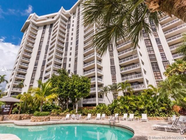 1000 Quayside Ter #1803, Miami, FL 33138 (MLS #A10799106) :: The Teri Arbogast Team at Keller Williams Partners SW