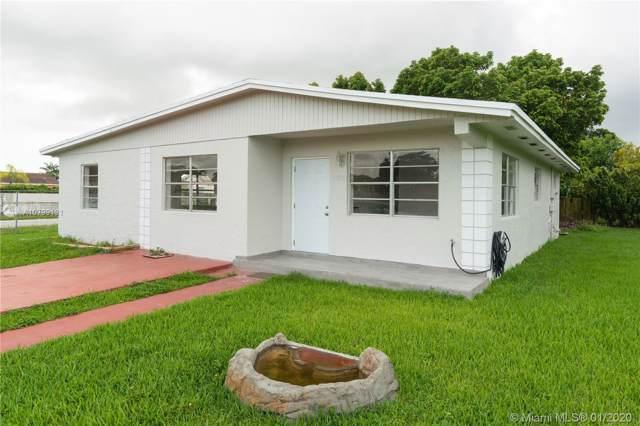 11500 SW 182nd Ter, Miami, FL 33157 (MLS #A10799131) :: Kurz Enterprise