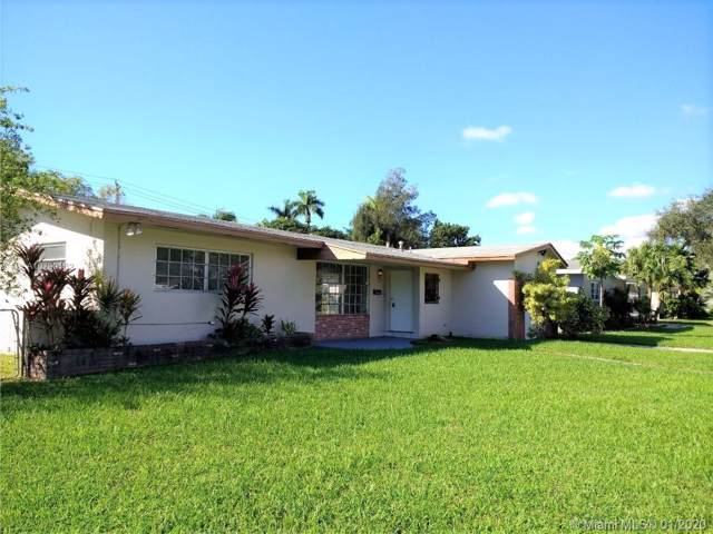 490 NE 142nd St, North Miami, FL 33161 (MLS #A10799162) :: The Jack Coden Group