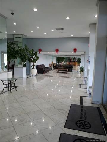 174 174 #2319, Sunny Isles Beach, FL 33160 (MLS #A10799182) :: Patty Accorto Team