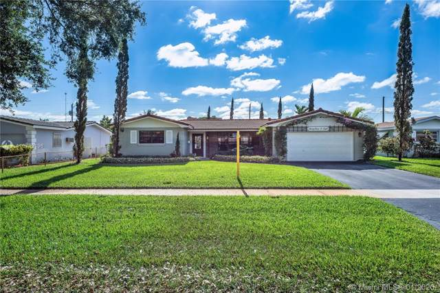 3908 Jefferson St, Hollywood, FL 33021 (MLS #A10799196) :: Castelli Real Estate Services