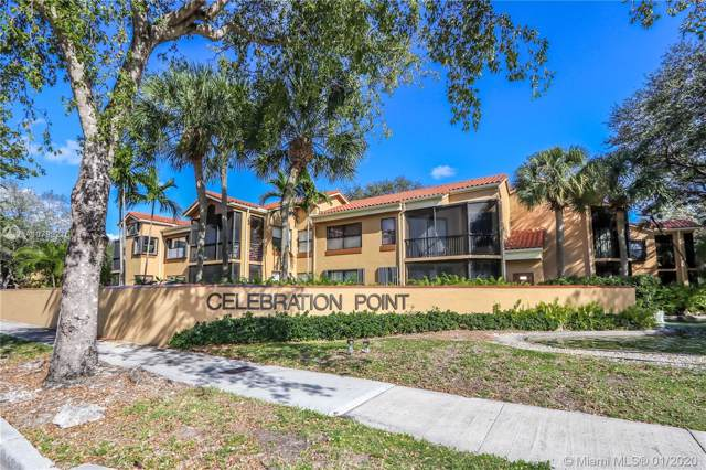 15495 N Miami Lakeway N 102-4, Miami Lakes, FL 33014 (MLS #A10799216) :: Green Realty Properties