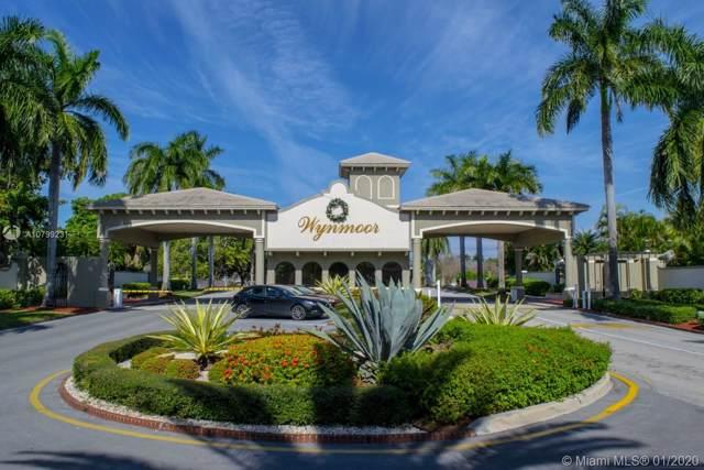 2805 Victoria Way B1, Coconut Creek, FL 33066 (MLS #A10799231) :: Green Realty Properties