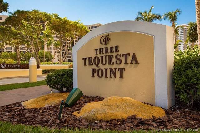 848 Brickell Key Dr #1001, Miami, FL 33131 (MLS #A10799280) :: Berkshire Hathaway HomeServices EWM Realty