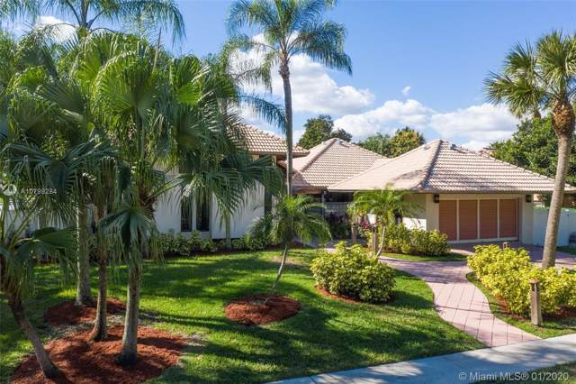 1101 N Pine Island Rd, Plantation, FL 33322 (MLS #A10799284) :: Green Realty Properties