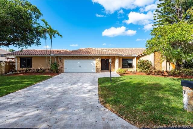 14820 Archerhall St, Davie, FL 33331 (MLS #A10799337) :: Green Realty Properties