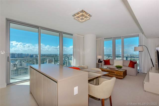 4111 S Ocean Dr #2711, Hollywood, FL 33019 (MLS #A10799338) :: The Paiz Group