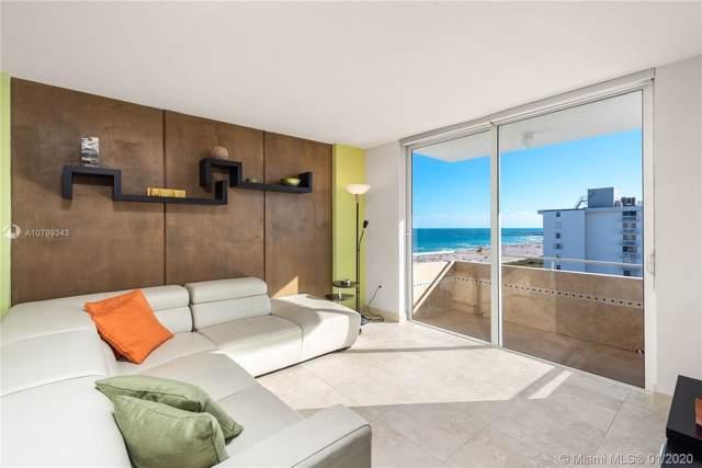 465 Ocean Dr #1011, Miami Beach, FL 33139 (MLS #A10799343) :: Grove Properties