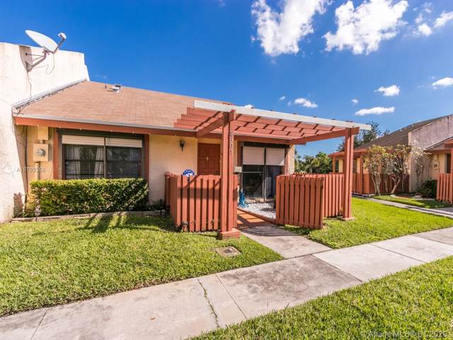 8301 NW 37th Pl, Sunrise, FL 33351 (MLS #A10799358) :: RICK BANNON, P.A. with RE/MAX CONSULTANTS REALTY I