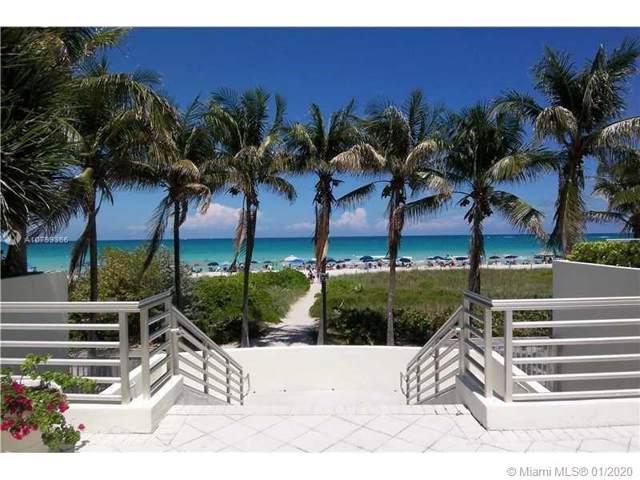 5161 Collins Ave #310, Miami Beach, FL 33140 (MLS #A10799366) :: Patty Accorto Team