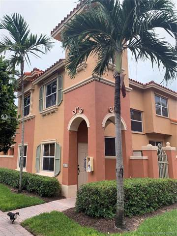 4919 Schooner Dr #5210, Dania Beach, FL 33312 (MLS #A10799433) :: GK Realty Group LLC