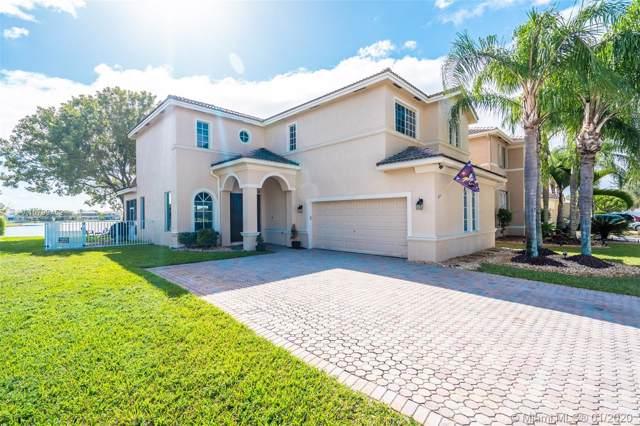 19350 SW 61st Street, Pembroke Pines, FL 33332 (MLS #A10799452) :: Green Realty Properties