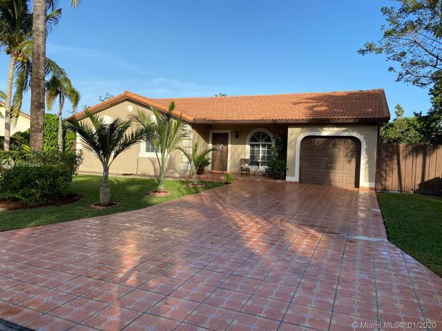 22155 SW 128th Ct, Miami, FL 33170 (MLS #A10799461) :: Green Realty Properties