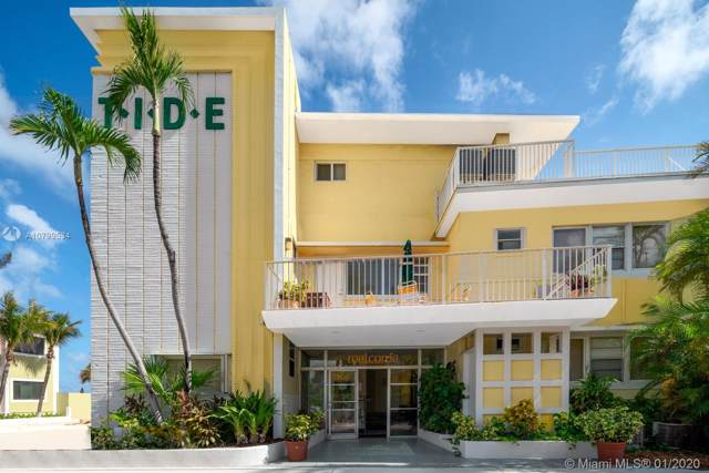 2800 N Surf Rd, Hollywood, FL 33019 (MLS #A10799534) :: The Jack Coden Group