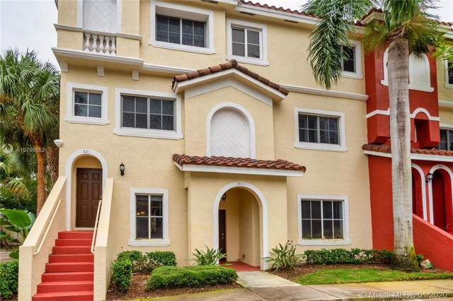 311 Bayfront Dr, Boynton Beach, FL 33435 (MLS #A10799552) :: Green Realty Properties