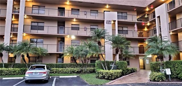 10145 Sunrise Lakes Blvd #105, Sunrise, FL 33322 (MLS #A10799598) :: Green Realty Properties