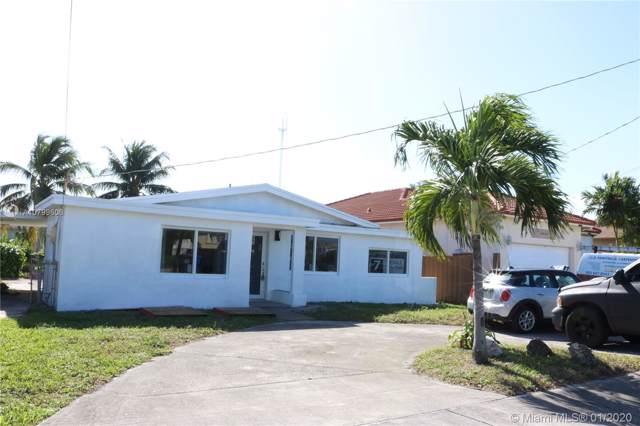4520 SW 18th St, West Park, FL 33023 (MLS #A10799606) :: Berkshire Hathaway HomeServices EWM Realty