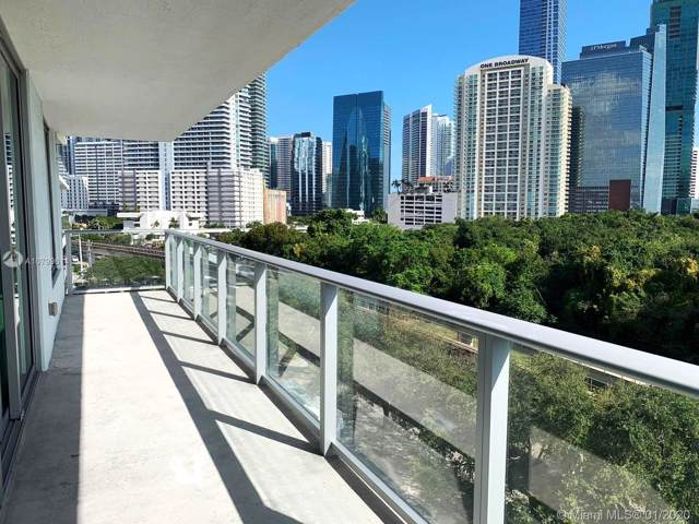 1600 SW 1st Ave #607, Miami, FL 33129 (MLS #A10799614) :: The Paiz Group
