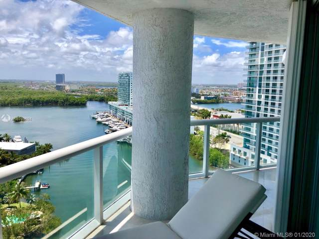 16500 Collins Ave #1855, Sunny Isles Beach, FL 33160 (MLS #A10799634) :: The Teri Arbogast Team at Keller Williams Partners SW