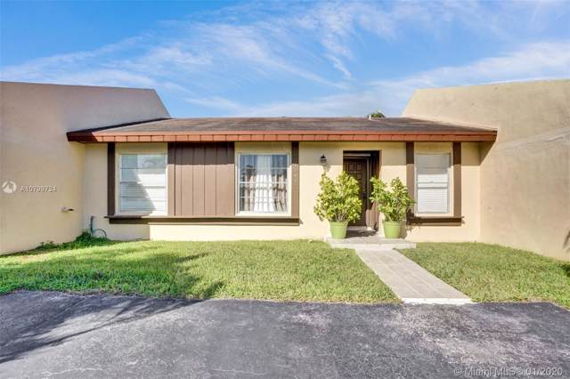 12417 SW 110th S Canal St Rd, Miami, FL 33186 (MLS #A10799724) :: The Riley Smith Group