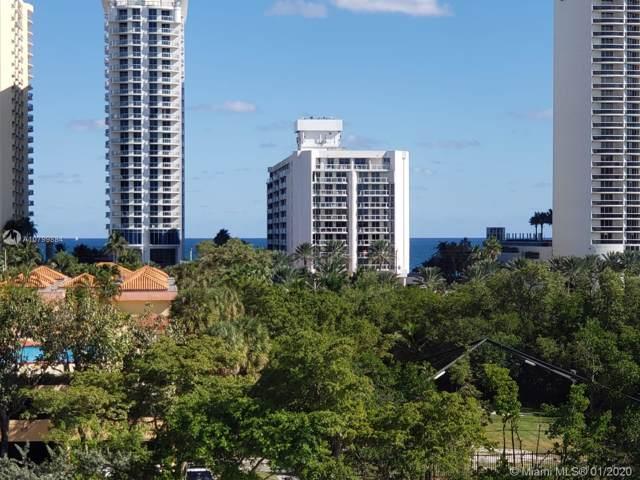 230 174th St #619, Sunny Isles Beach, FL 33160 (MLS #A10799884) :: Patty Accorto Team