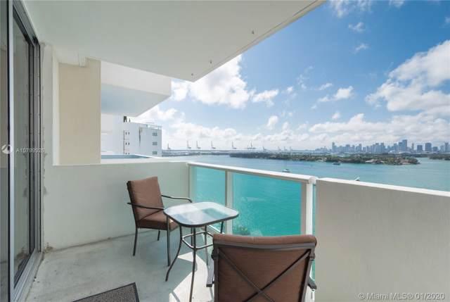 1200 West Ave #1502, Miami Beach, FL 33139 (MLS #A10799926) :: Castelli Real Estate Services