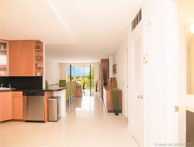 1780 NE 191st St 409-2, Miami, FL 33179 (MLS #A10799976) :: Grove Properties