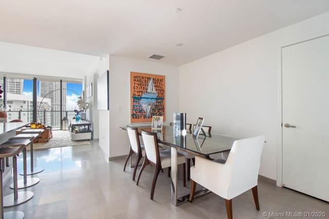 68 SE 6th St #3507, Miami, FL 33131 (MLS #A10799979) :: Berkshire Hathaway HomeServices EWM Realty