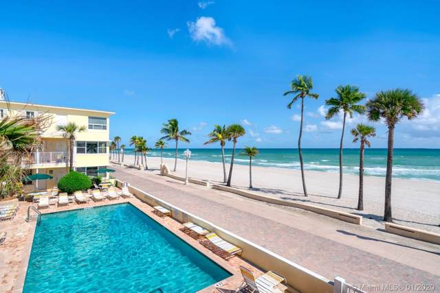 2800 N Surf Rd, Hollywood, FL 33019 (MLS #A10800048) :: The Jack Coden Group