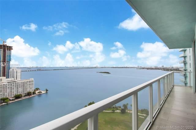 1900 N Bayshore Dr #2615, Miami, FL 33132 (MLS #A10800063) :: Patty Accorto Team