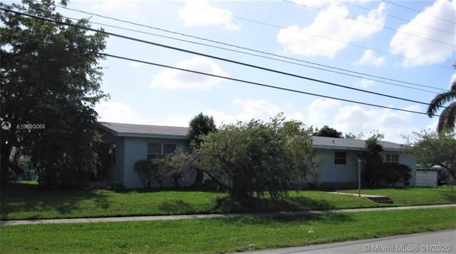 501 SW 5th St, Florida City, FL 33034 (MLS #A10800068) :: Berkshire Hathaway HomeServices EWM Realty