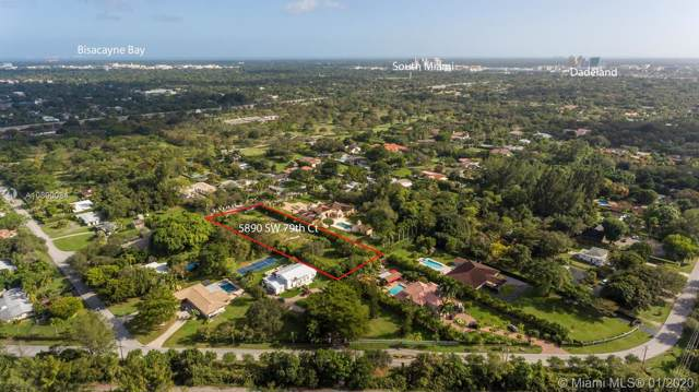 5890 SW 79th Ct, Miami, FL 33143 (MLS #A10800084) :: The Erice Group