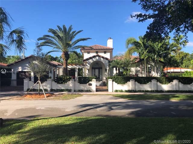 1414 Capri St, Coral Gables, FL 33134 (MLS #A10800091) :: Albert Garcia Team
