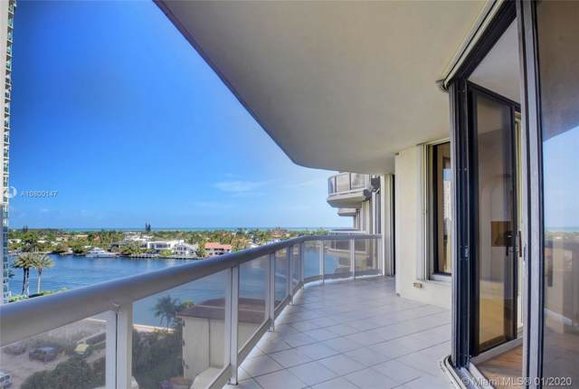 20191 E Country Club Dr #804, Aventura, FL 33180 (MLS #A10800147) :: The Riley Smith Group
