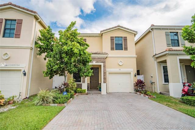 718 NE 191st Ter, Miami, FL 33179 (MLS #A10800164) :: THE BANNON GROUP at RE/MAX CONSULTANTS REALTY I