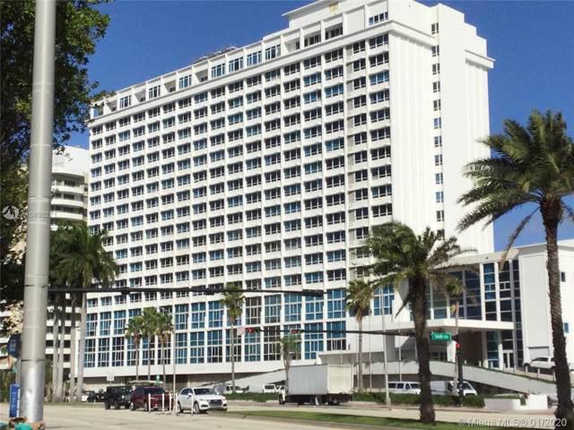 5445 Collins Ave #1531, Miami Beach, FL 33140 (MLS #A10800271) :: The Paiz Group